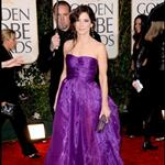 Sandra Bullock at the Golden Globes 2010 53580