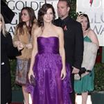 Sandra Bullock at the Golden Globes 2010 53582