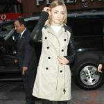 Saoirse Ronan promotes Hanna in New York 82858