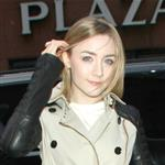 Saoirse Ronan promotes Hanna in New York 82859