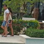 Exclusive: Iker Casillas and Sara Carbonero act like honeymooners in Anguilla  121361