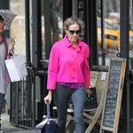 Sarah Jessica Parker walking in New York 94748