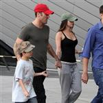 Megan Fox and Brian Austin Green heading to the Royal Ontario Museum this weekend 68698
