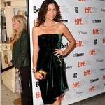 Minnie Driver in velvet at TIFF  69011