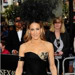 Sarah Jessica Parker Sex and the City 2 premiere in London 62057