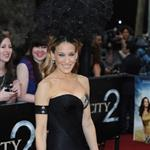 Sarah Jessica Parker Sex and the City 2 premiere in London 62060