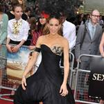Sarah Jessica Parker Sex and the City 2 premiere in London 62062