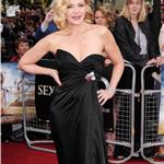Kim Cattrall Sex and the City 2 premiere in London 62066