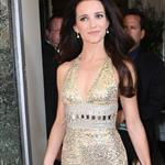 Kristin Davis Sex and the City 2 premiere in London 62072