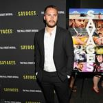 Taylor Kitsch at the 'Savages' New York Premiere 119211