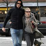 Scarlett Johansson with her new boyfriend in NYC 104667