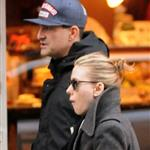 Scarlett Johansson with her new boyfriend in NYC 104670