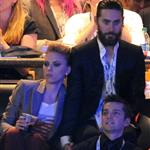 Scarlett Johansson and Jared Leto together at the DNC 125499