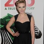 Scarlett Johansson at the NYC premiere of We Bought A Zoo 100515
