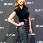 Scarlett Johansson in Spain at a Mango event 50428