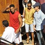Will Smith Jada Smith Tom Cruise host celebrities at a non Scientology party in LA July 2010  65015