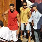 Will Smith Jada Smith Tom Cruise host celebrities at a non Scientology party in LA July 2010  65016