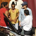 Will Smith Jada Smith Tom Cruise host celebrities at a non Scientology party in LA July 2010  65018