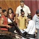 Will Smith Jada Smith Tom Cruise host celebrities at a non Scientology party in LA July 2010  65019