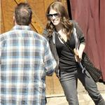 Anna Kendrick at a non scientology party in LA with Will Smith Jada Smith Tom Cruise 65024