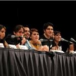 Cast of Scott Pilgrim at Comic-Con 2010 66013