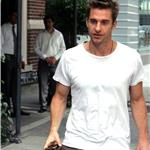 Scott Speedman returns to his hotel at TIFF 2011 94099