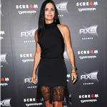 Courteney Cox looks like Demi Moore at the premiere of Scream 4 83064
