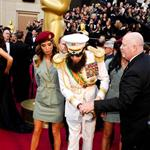 Sacha Baron Cohen as The Dictator at the 84th Annual Academy Awards 107543