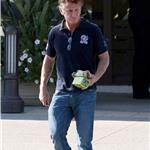 Sean Penn runs errands in Malibu 82515