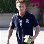Sean Penn runs errands in Malibu 82516