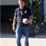 Sean Penn runs errands in Malibu 82520