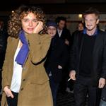 Sean Penn has romantic dinner with Valeria Golino in Rome 79544