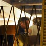 Sean Penn has romantic dinner with Valeria Golino in Rome 79550