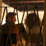 Sean Penn has romantic dinner with Valeria Golino in Rome 79553