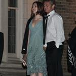 Scarlett Johansson Sean Penn at White House Correspondents' Dinner April 2011 86661