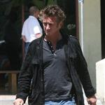 Sean Penn out in Malibu May 2011 86666