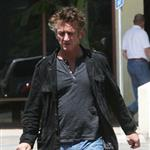 Sean Penn out in Malibu May 2011 86668