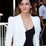 Emma Watson at The Late Show with David Letterman 125202