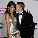 Selena Gomez and Justin Bieber at the 2011 American Music Awards 98899