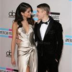 Selena Gomez and Justin Bieber at the 2011 American Music Awards 98905