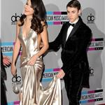 Selena Gomez and Justin Bieber at the 2011 American Music Awards 98908