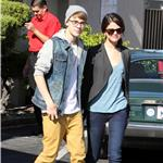 Justin Bieber takes Selena Gomez for breakfast at Ihop restaurant 98912