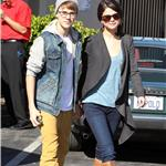 Justin Bieber takes Selena Gomez for breakfast at Ihop restaurant 98913