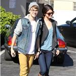 Justin Bieber takes Selena Gomez for breakfast at Ihop restaurant 98916