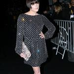 Selma Blair Marc Jacobs show New York fashion week 17100