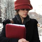 Rachel McAdams on the set of Sherlock Holmes in Brooklyn last week 31186