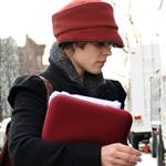 Rachel McAdams on the set of Sherlock Holmes in Brooklyn last week 31185