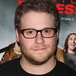 Seth Rogen James Franco Rosie Perez at NY premiere of Pineapple Express  23345