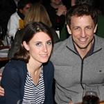 Seth Meyers in Vancouver for the Opening Ceremony with girlfriend  55410
