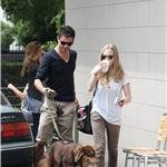 Amanda Seyfried and Dominic Cooper get back together in LA  63208